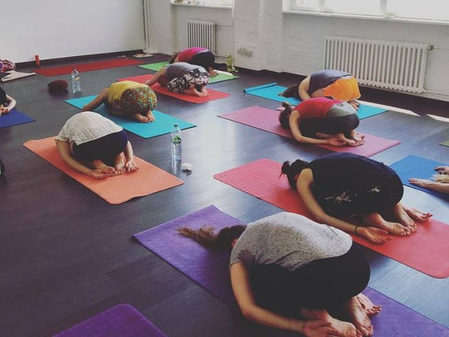 4 Days Energizing Meditation and Yoga Retreat Germany