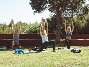 5 Day Yoga and Surf Camp in Cascais