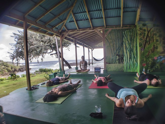 4 jours en stage yoga Relax and Reconnect with Nature, Jamaïque