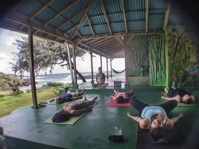 4-Daagse Ontspan met de Natuur Yoga Retraite in Jamaica