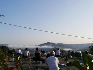 8 Day Flow Movement, Workshops, and Meditation Holiday for Remote Workers in Castelo de Paiva, Douro