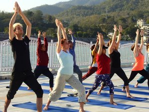 15 Day Yoga and Meditation Retreat in Rishikesh
