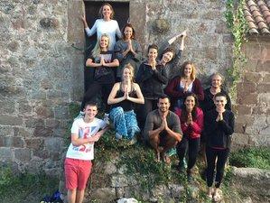 3 Tage Winter Yin Yang Yoga Retreat im Südosten Englands, Großbritannien