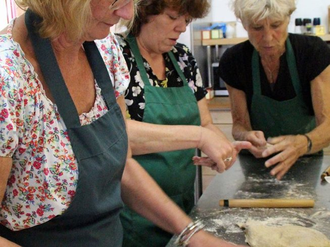 3 Days Cooking and Yoga Retreat in Limburg, Netherlands