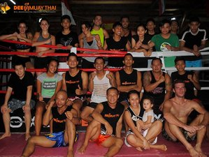 1 Week Muay Thai and Boxing Camp in Bali