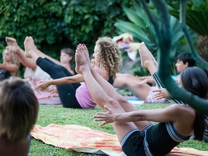 8 Days Hatha and Vinyasa Yoga Retreat Italy