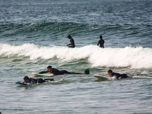 6 Days Coaching Surf Camp Morocco