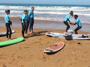 8 Day Surf Guiding Camp Safari Tamraght - Taghazout Bay, Agadir