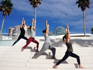 3 Days Adventure Yoga Retreat in Malaga, Spain