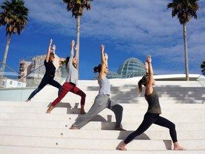 3 jours en stage de yoga et aventure à Malaga, Espagne