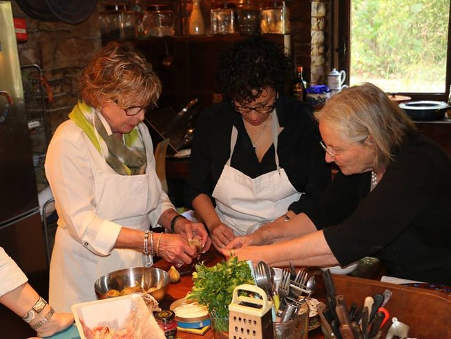 7 Days Culinary Heritage Cooking Holidays in France