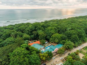 7 Days Surf & Yoga Retreat with daily breakfast in Santa Teresa, Costa Rica