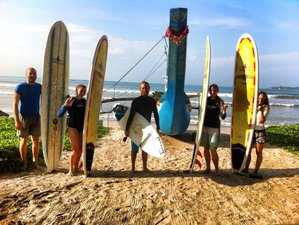 7 Days Matara Surf Camp Sri Lanka