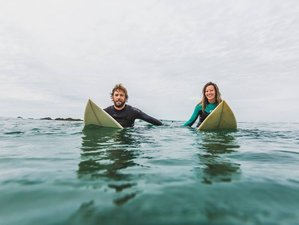 8 Day Bespoke Surf or SUP and Yoga Holiday in Lagos, Algarve