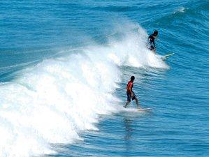 5 Days Surfing New Zealand