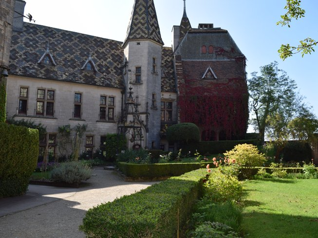 4 Days Burgundy Wine Tours & Culinary Vacations in France
