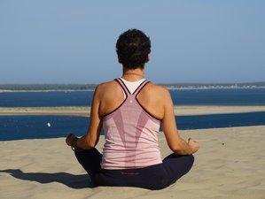 3 jours en escapade bien-être de hatha yoga et massages près de la dune du Pilat, en Gironde