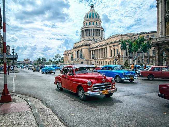 11 Days Cultural Yoga Retreat in Havana, Cuba