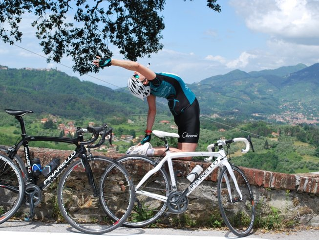 8 Days Yoga and Cycling Holiday in Tuscany, Italy