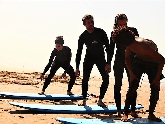 8 Days Eat-Sleep-Surf-Repeat Vacation in Taghazout, Morocco