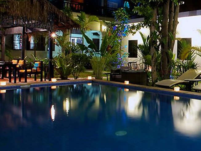 8 Days Spiritual Energy Healing Yoga Retreat In Cambodia