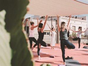 5 Tage Urban Yoga Retreat mit Yoga, Sonne und mediterraner Lebensart in Barcelona, Spanien