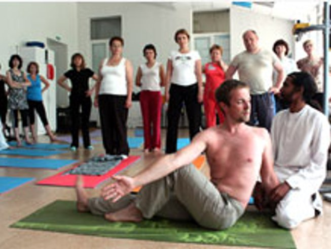 28 Days 250-Hour Vasishta Yoga Therapy Course in India