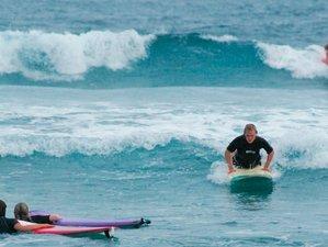 7 Days Remote Boutique Surf Camp in Viti Levu, Fiji