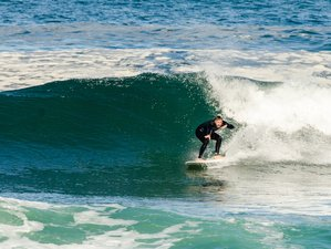 8 Day All-Level Challenging and Fun Surf Camp in Ericeira, Carvoeira