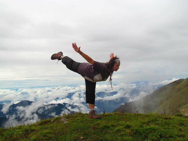 7-Daagse Pelgrimstocht Yoga Retraite in India
