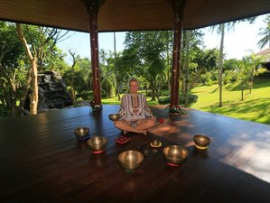 6 Day Ayurveda Treatments, Reiki Healing Sessions, Meditation, and Yoga Retreat in Phuket