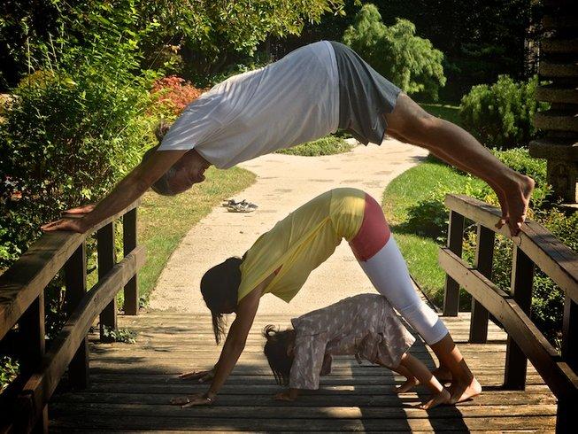 7 days family meditation and yoga holiday in spain - Casa cuadrau ...