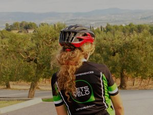 2 Day Self-Guided Rural Penedès Road Cycling Holiday in Barcelona Area
