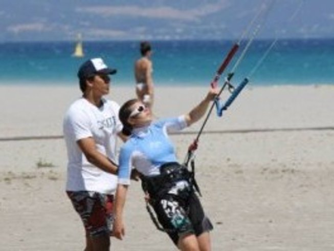 7 Days Kite Surfing Camp in Sardinia, Italy