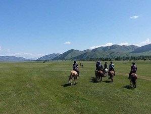 2 Day Impressive Private Horse Riding Tour and Day Trip in Terelj National Park, Ulaanbaatar