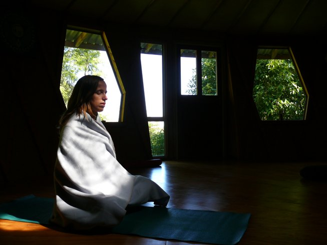 7 Days Silent Meditation and Yoga Retreat Golden Bay, New Zealand