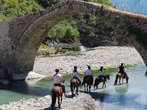 6 Day Amazing Horse Riding Experience and Adventures in Permet