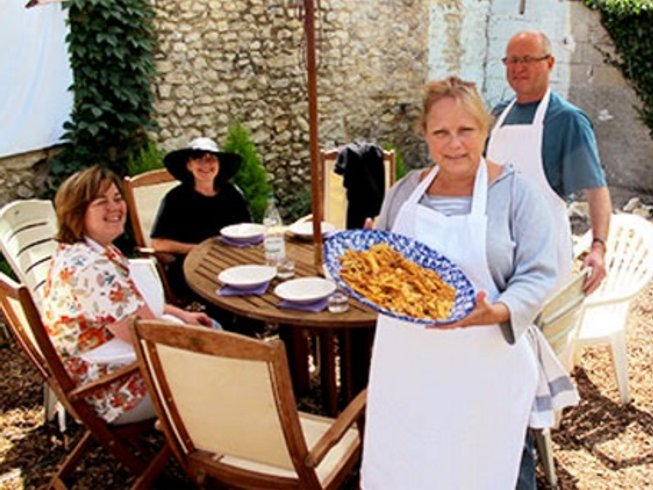 5 Days Cooking Holiday France
