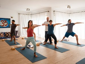 Sound and Silence: 7 Days Traditional Yoga Retreat by the Ocean in Ericeira, Portugal