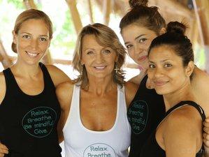 7 Tage Gesunder Meditations und Yoga Retreat auf Bali, Indonesien