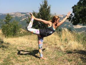 8 Days Poses in Panni Yoga Retreat in Puglia, Italy
