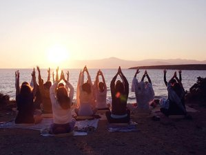 8 Day Yoga Holiday by the Sea on Paros Island