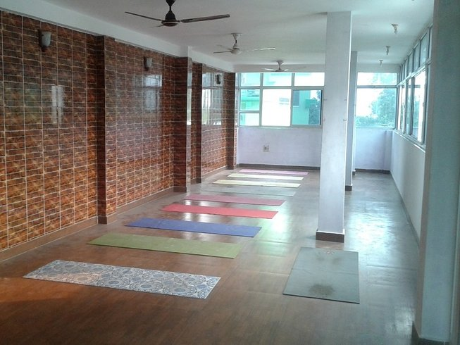 7 Days Therapeutic Meditation and Yoga Retreat Rishikesh, India