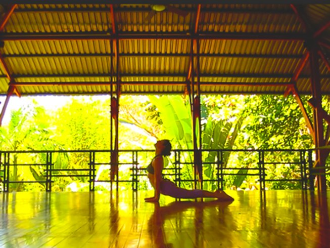 7 Days Restorative Vinyasa Yoga Retreat in Costa Rica