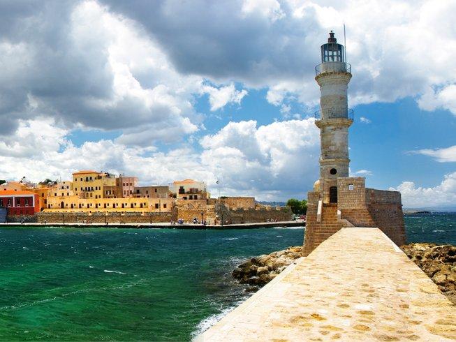 8 Days SUP Yoga Retreat in Crete, Greece
