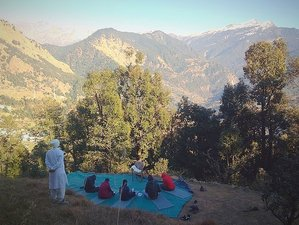 7 Day Deep and Authentic Spiritual Yoga and Meditation Retreat in Himalayas