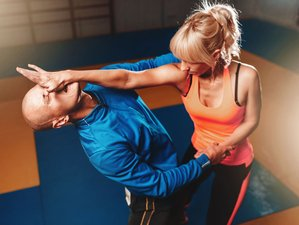 Self-Paced Online Self Defense Course for Women