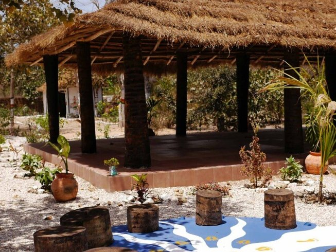 8 Days Hatha Yoga Retreat in Gunjur, The Gambia