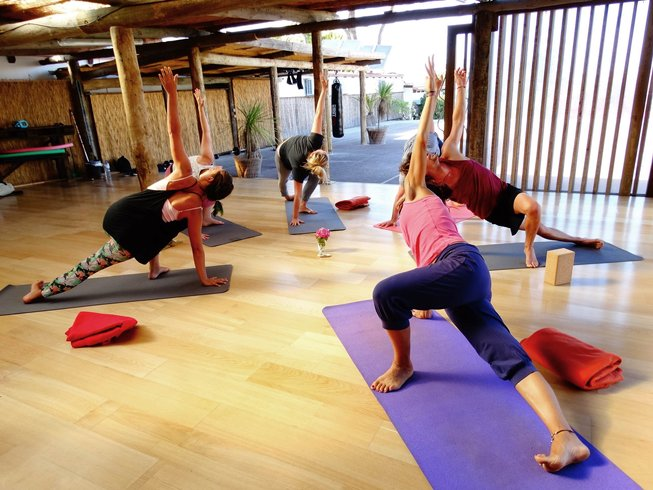 8 Days Yoga Retreat in Lisbon, Portugal