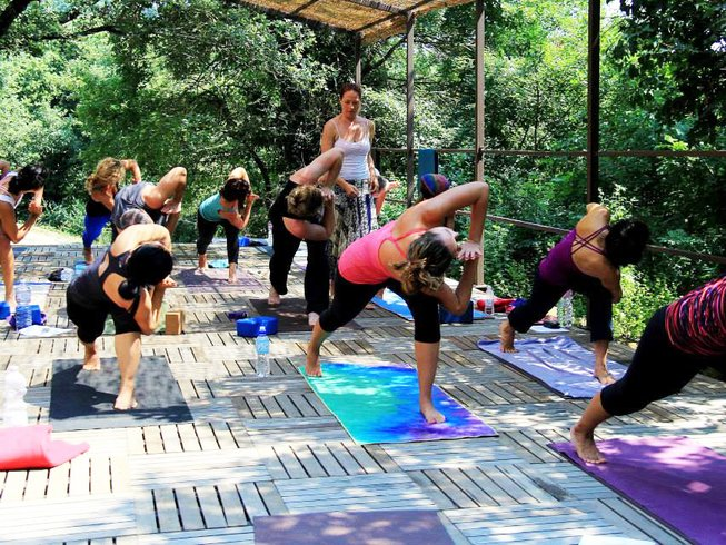 22 Days 200-hour Vinyasa Yoga Teacher Training in Ibiza, Spain
